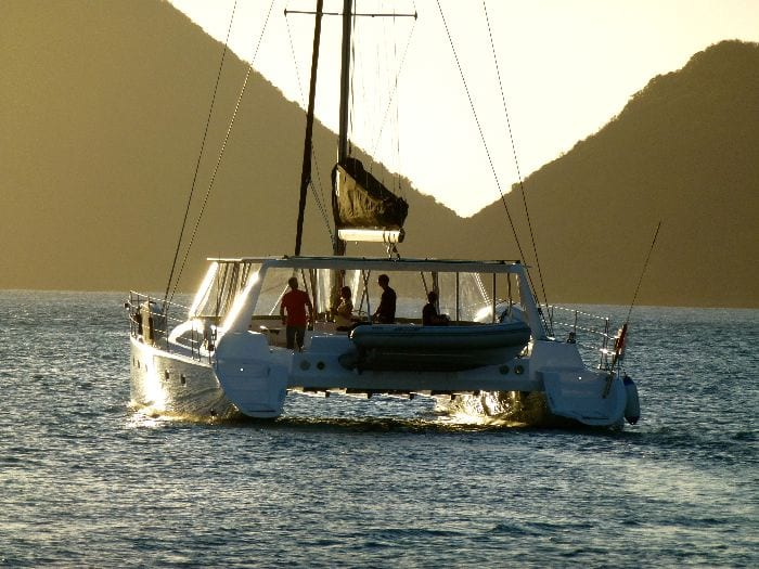 Mystique Day Sail