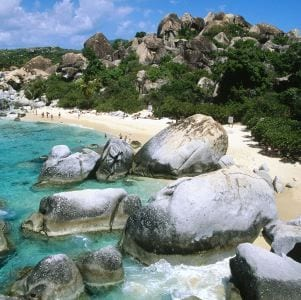 Virgin Gorda Baths - BVI Snorkelling