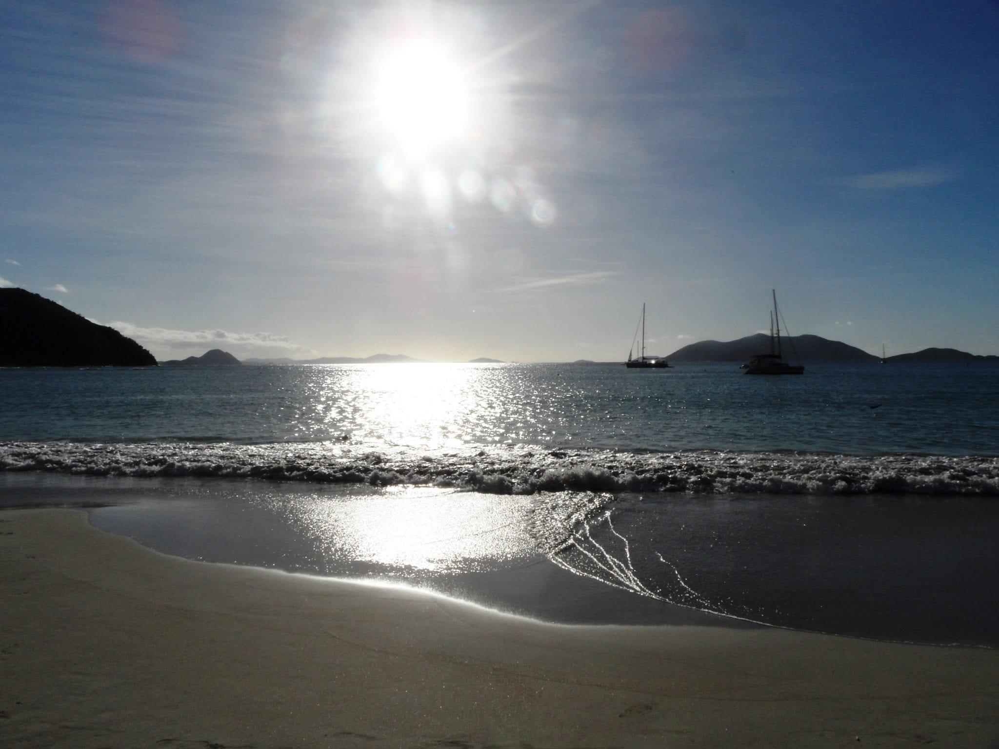 Jacqueline British Virgin Islands Sailing