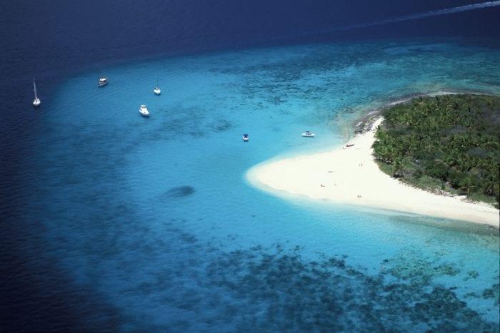 Sandy Cay and Sandy Spit