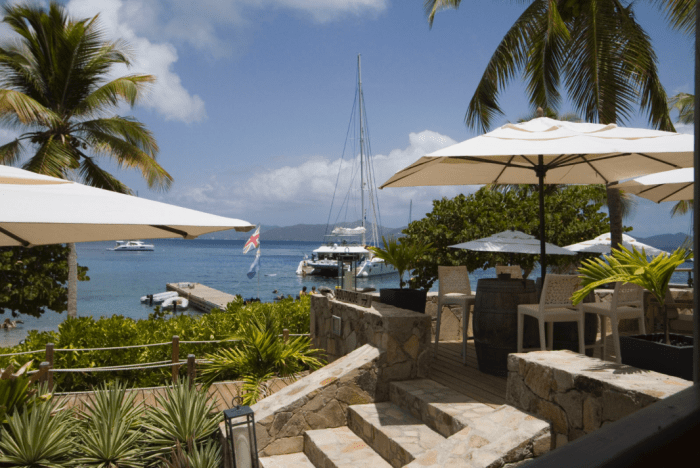 Cooper Island BVI Beach Club