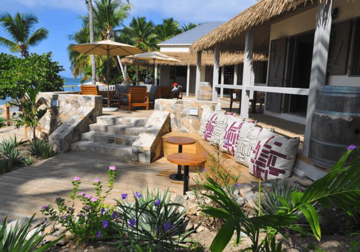 Cooper Island BVI Restaurant