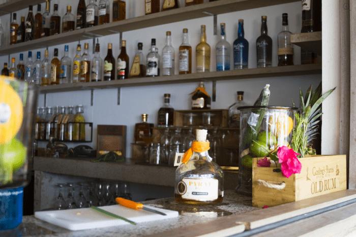 Cooper Island BVI Rum Bar